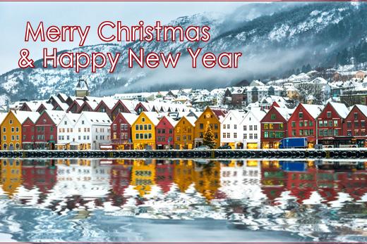 Selamat Natal dan Tahun Baru!
